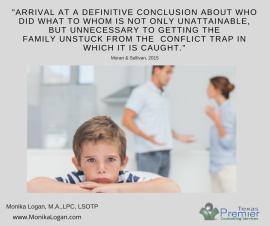 Offsetting Parental Alienation: Teenagers & Tactics